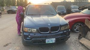 BMW X5 2005 Blue | Cars for sale in Abuja (FCT) State, Lugbe District