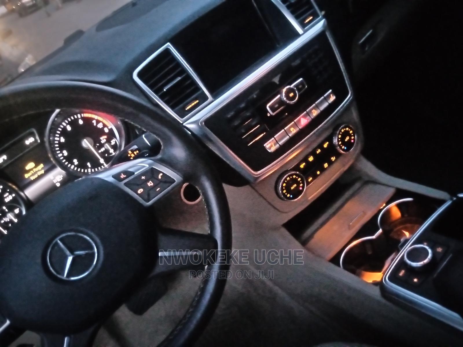 Archive: Mercedes-Benz M Class 2015 Blue