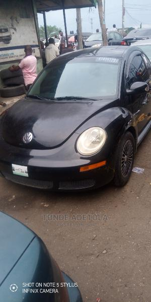 Volkswagen Beetle 2010 Black | Cars for sale in Rivers State, Port-Harcourt