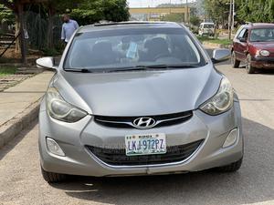 Hyundai Elantra 2012 Gray | Cars for sale in Abuja (FCT) State, Gwarinpa
