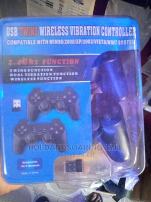 USB Wirless Double Game Pad | Computer Accessories  for sale in Lagos State, Lagos Island (Eko)