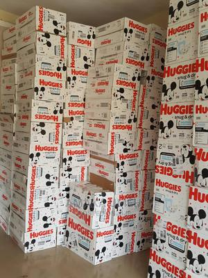 Huggies Snug and Dry Diaper | Baby & Child Care for sale in Lagos State, Isolo