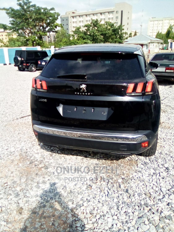 New Peugeot 3008 2020 Black