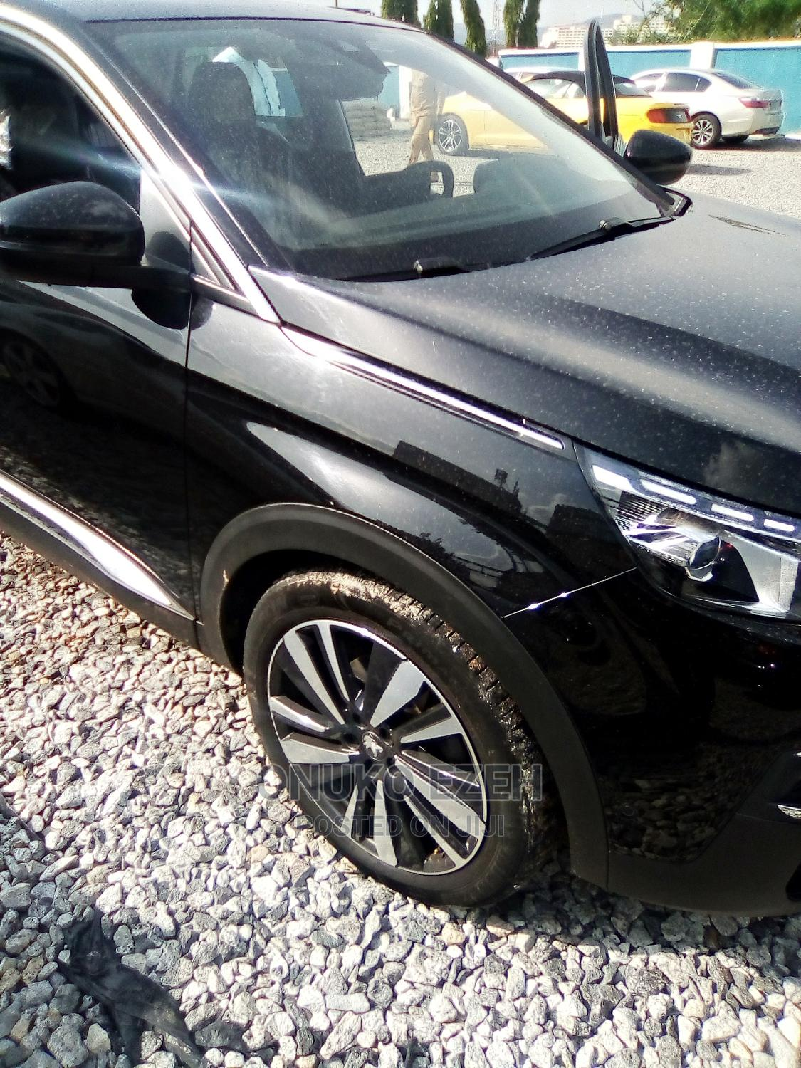 New Peugeot 3008 2020 Black | Cars for sale in Central Business District, Abuja (FCT) State, Nigeria