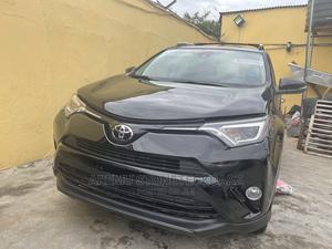 Toyota RAV4 2016 Black | Cars for sale in Lagos State, Surulere