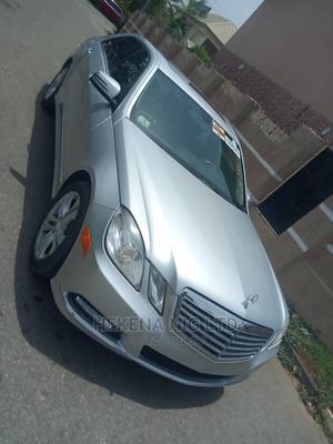 Mercedes-Benz E350 2010 Silver   Cars for sale in Abuja (FCT) State, Garki 2