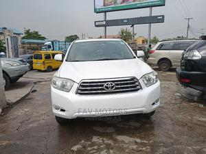 Toyota Highlander 2009 Limited 4x4 Blue   Cars for sale in Lagos State, Ikeja