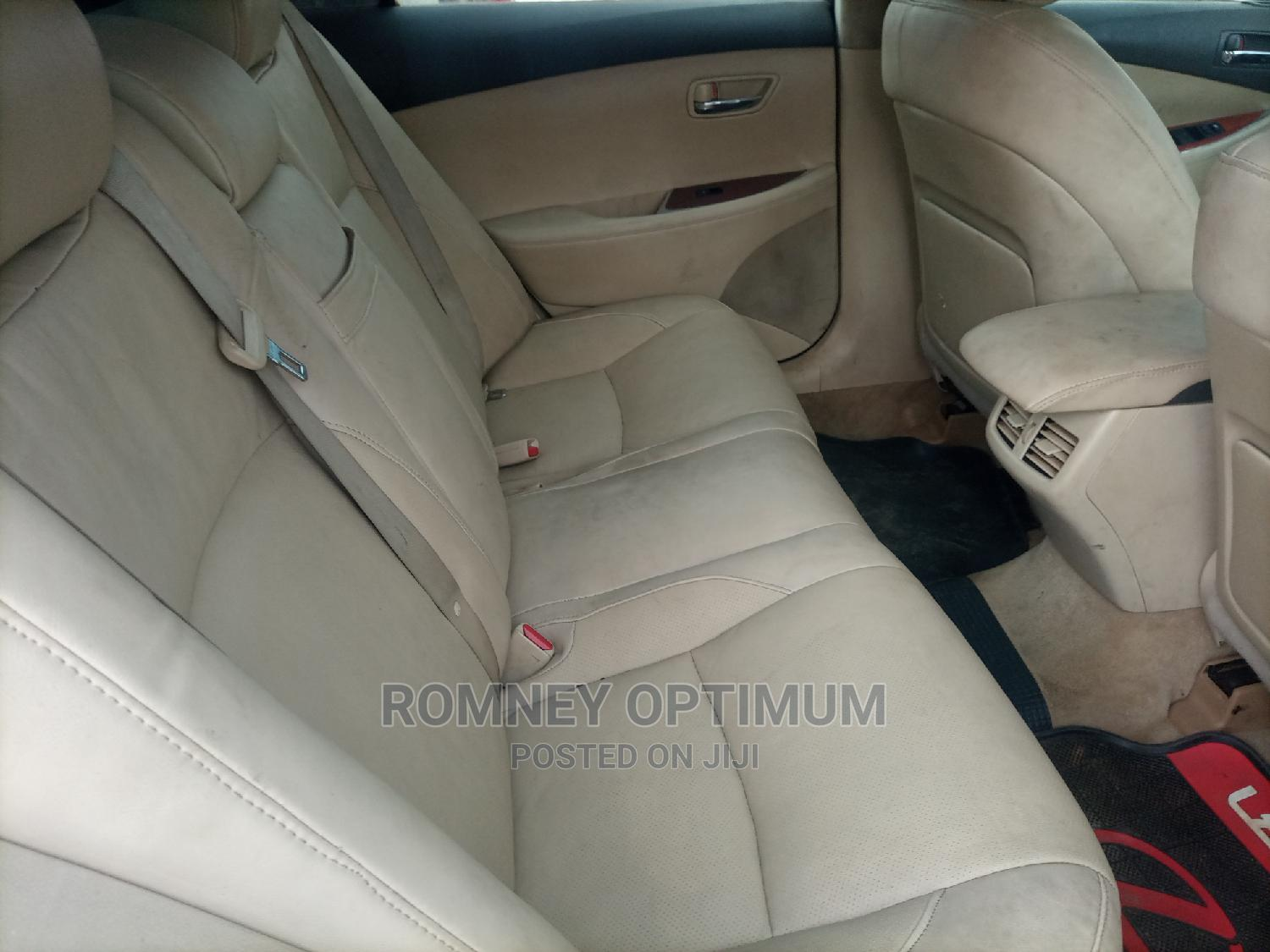 Lexus ES 2011 350 Gold   Cars for sale in Port-Harcourt, Rivers State, Nigeria