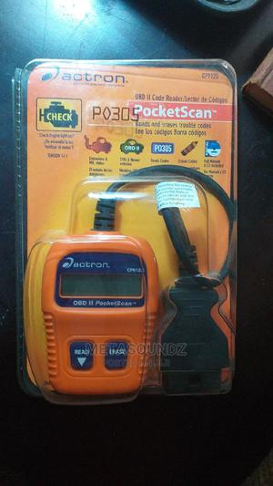 Actron CP9125 Pocketscan OBD II Vehicle Scanner Code Reader | Vehicle Parts & Accessories for sale in Lagos State, Ojodu