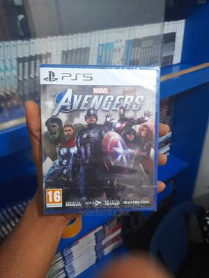 Playstation 5 AVENGERS | Video Games for sale in Lagos State, Ikeja