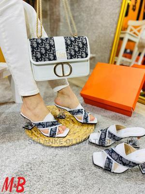 Quality Dior Shoe With Bag   Bags for sale in Lagos State, Agboyi/Ketu