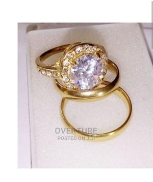 Gold Coated Steel Ring | Wedding Wear & Accessories for sale in Lagos State, Victoria Island