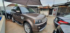 Land Rover Range Rover Sport 2010 HSE 4x4 (5.0L 8cyl 6A) Gold | Cars for sale in Lagos State, Ikeja