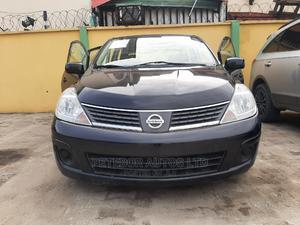 Nissan Versa 2011 1.8 S Sedan Black   Cars for sale in Lagos State, Ajah