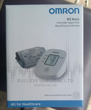 OMRON M2 Basic Automatic Upper Arm Blood Pressure Monitor   Medical Supplies & Equipment for sale in Lagos State, Lagos Island (Eko)