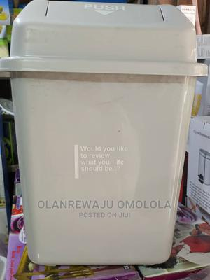 Assorted Plastic Waste Bin 40 Litres With Swing Cover | Home Accessories for sale in Lagos State, Lagos Island (Eko)