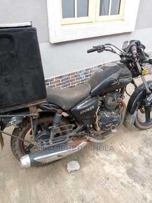 Motorcycle 2020 Black | Motorcycles & Scooters for sale in Lagos State, Alimosho