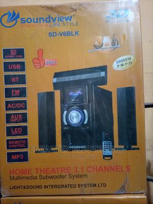 Sound View Home Theater Sound System | Audio & Music Equipment for sale in Lagos State, Abule Egba