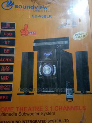 Bluetooth Sound System Home Theater | Audio & Music Equipment for sale in Lagos State, Orile