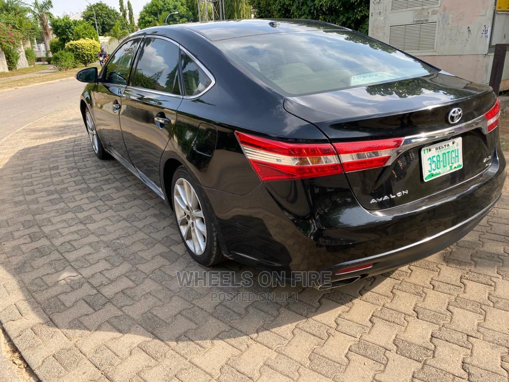 Toyota Avalon 2013 Black   Cars for sale in Gwarinpa, Abuja (FCT) State, Nigeria