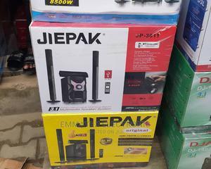 Home Theater Jiepak | Audio & Music Equipment for sale in Lagos State, Mushin