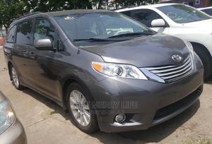 Toyota Sienna 2012 SE 8 Passenger Gray   Cars for sale in Lagos State, Lagos Island (Eko)