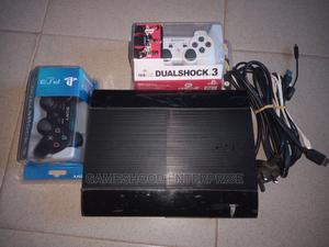 Ps3 Superslim Console +2pads +15games + Hdmi Etc   Video Game Consoles for sale in Anambra State, Nnewi