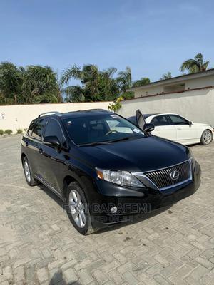 Lexus RX 2012 350 AWD Black | Cars for sale in Lagos State, Lekki