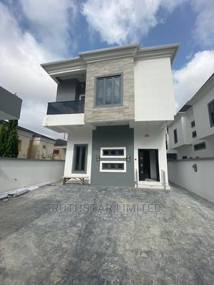 Fabulous 4 Bedroom Fully Detached Duplex | Houses & Apartments For Rent for sale in Lekki, Chevron