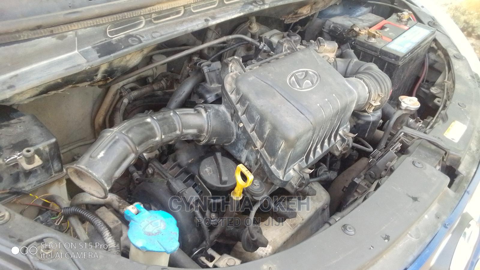 Archive: Hyundai I10 2008 Blue