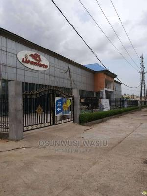 5 Bay Warehouse With Office Block for Sale | Commercial Property For Sale for sale in Ikeja, Oregun