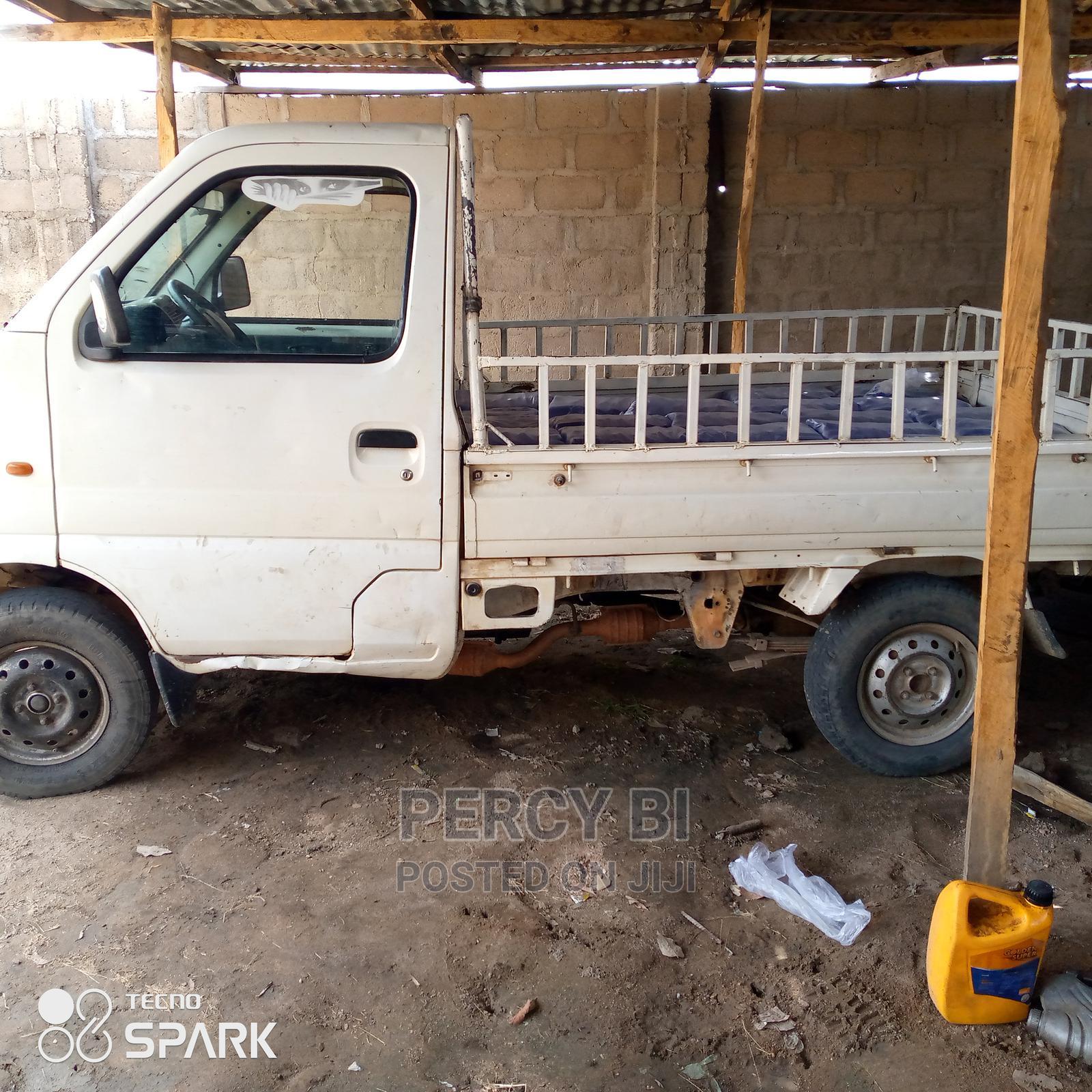 Archive: It's Nigeria Used Suzuki Truck