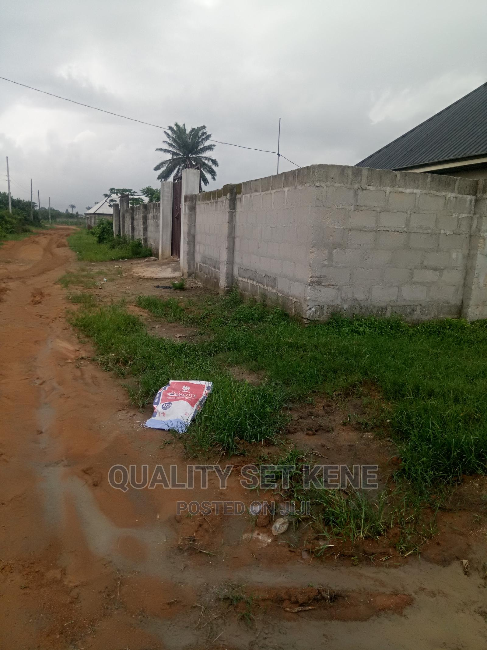 Archive: 3 Bedroom Bungalow and Two Selfcontain for Sell