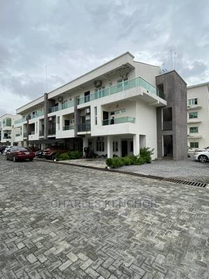 Furnished 4bedrooms Terranced Duplex in Chevron Lekki   Houses & Apartments For Sale for sale in Lagos State, Lekki