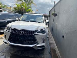 Lexus LX 2012 570 White | Cars for sale in Lagos State, Lekki