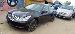 Infiniti G35 2003 Black | Cars for sale in Kaduna State, Zaria