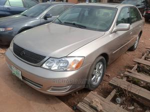 Toyota Avalon 2001 XL Buckets Gold   Cars for sale in Lagos State, Ikorodu