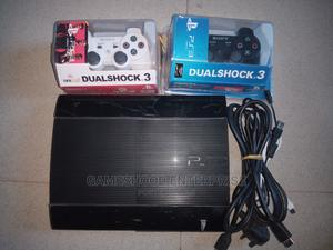 Ps3 Superslim Console With 2pads + 30games + Accessories   Video Game Consoles for sale in Delta State, Ika North East
