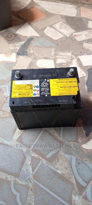 Panasonic 12v 75ah | Vehicle Parts & Accessories for sale in Lagos State, Maryland