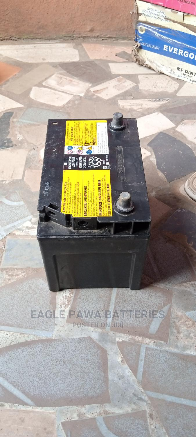 Panasonic 12v 75ah | Vehicle Parts & Accessories for sale in Maryland, Lagos State, Nigeria