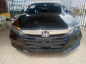 Honda Accord 2019 Black   Cars for sale in Lagos State, Alimosho