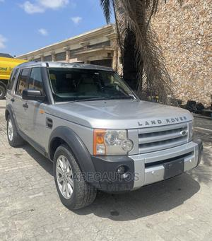 Land Rover LR3 2008 Silver | Cars for sale in Lagos State, Lekki