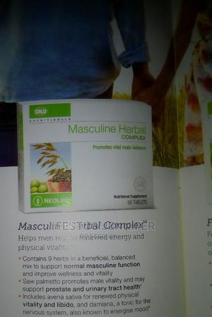 Neolife Supplement, Masculine Herbal Complex   Vitamins & Supplements for sale in Lagos State, Ogba