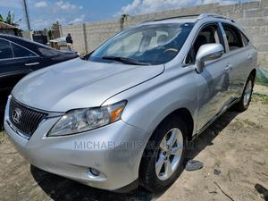 Lexus RX 2010 350 Silver | Cars for sale in Rivers State, Port-Harcourt