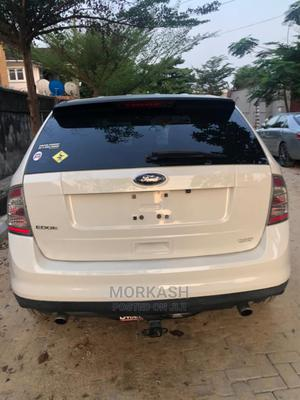 Ford Edge 2010 White | Cars for sale in Lagos State, Isolo