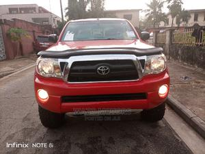 Toyota Tacoma 2008 Red | Cars for sale in Lagos State, Amuwo-Odofin