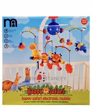 Baby Nursery Mobile With Lights Music   Toys for sale in Lagos State, Ikeja