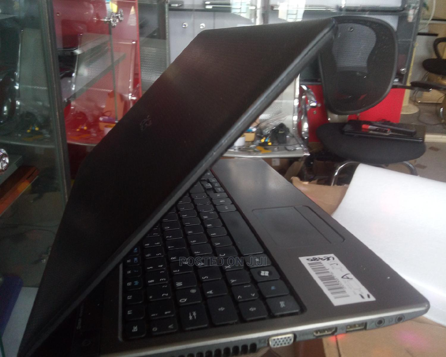 Laptop Acer Aspire 5750G 4GB Intel Core I5 HDD 500GB | Laptops & Computers for sale in Alimosho, Lagos State, Nigeria