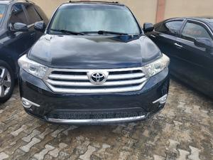 Toyota Highlander 2012 Limited Blue | Cars for sale in Lagos State, Amuwo-Odofin