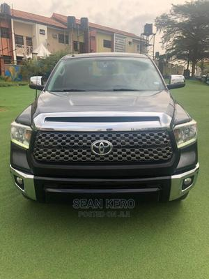 Toyota Tundra 2014 Gray   Cars for sale in Lagos State, Ikeja